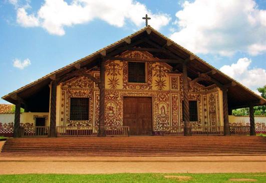 San Miguel / Misiones Jesuíticas de Chiquitos / BOLIVIA | San ...