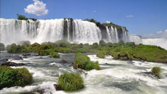 Excursión a las Cataratas de Iguazú, lado brasileño, Foz de Iguazú